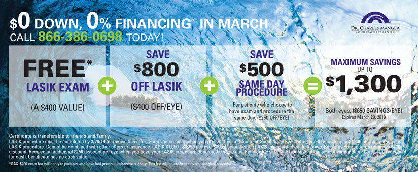 LASIK Savings